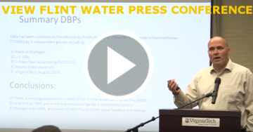Flint Water Press Conference